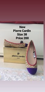 Used Pierre Cardin flat shoes. in Dubai, UAE