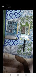 Used Wifi wireless card and pci serial card in Dubai, UAE
