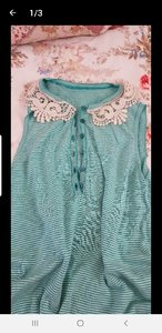 Used AUTHENTIC Love Moschino blouse in Dubai, UAE