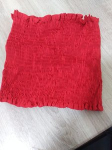 Used Bras Without Straps Red in Dubai, UAE
