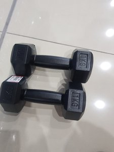 Used 3kg two dumble gym in Dubai, UAE