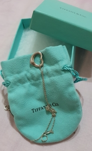 Used authentic tiffany elsa peretti necklace in Dubai, UAE