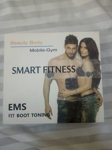 Used Beauty Body Mobile Gym. Smart Fitness in Dubai, UAE