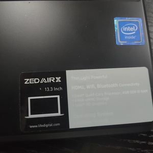 Used Laptop ilife zed Air X2 2month Old in Dubai, UAE