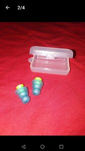 Used Ear Plugs in Dubai, UAE