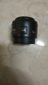 Used Canon 50 mm lens in Dubai, UAE