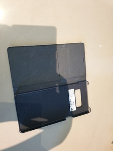 Used Samsung galaxy note8 LED cover in Dubai, UAE