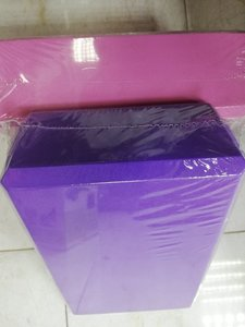 Used EVA Foam Yoga Block Brick multiple color in Dubai, UAE