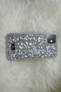 Used Mobile cover Kingxbar swarovski (new). in Dubai, UAE