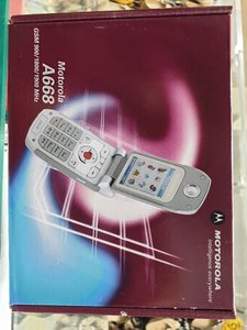 Used MOTOROLA A668 FOLDING MOBILE in Dubai, UAE