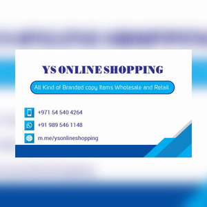 YS ONLINE SHOPPING
