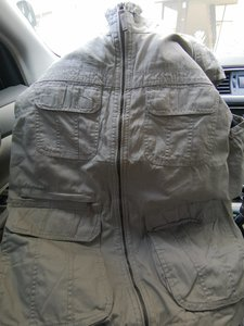 Used Original LC WAIKIKI JACKET XXL in Dubai, UAE