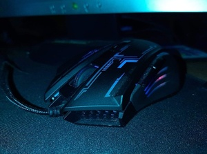 Used Lenovo Legion Gaming Mouse in Dubai, UAE